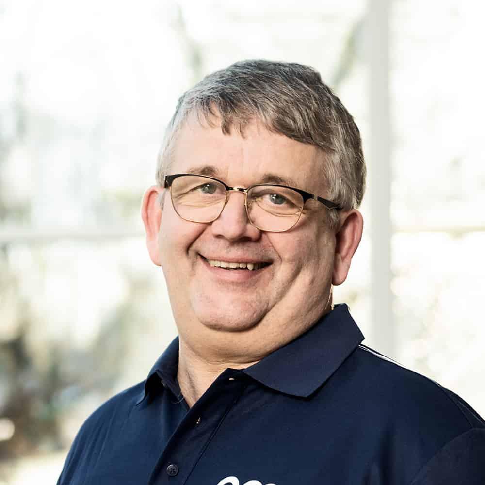 Peter Akterhag, CFO, PMC