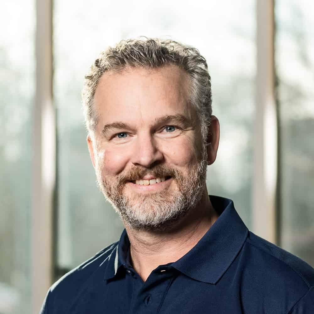 Pierre Holman, CFO, PMC