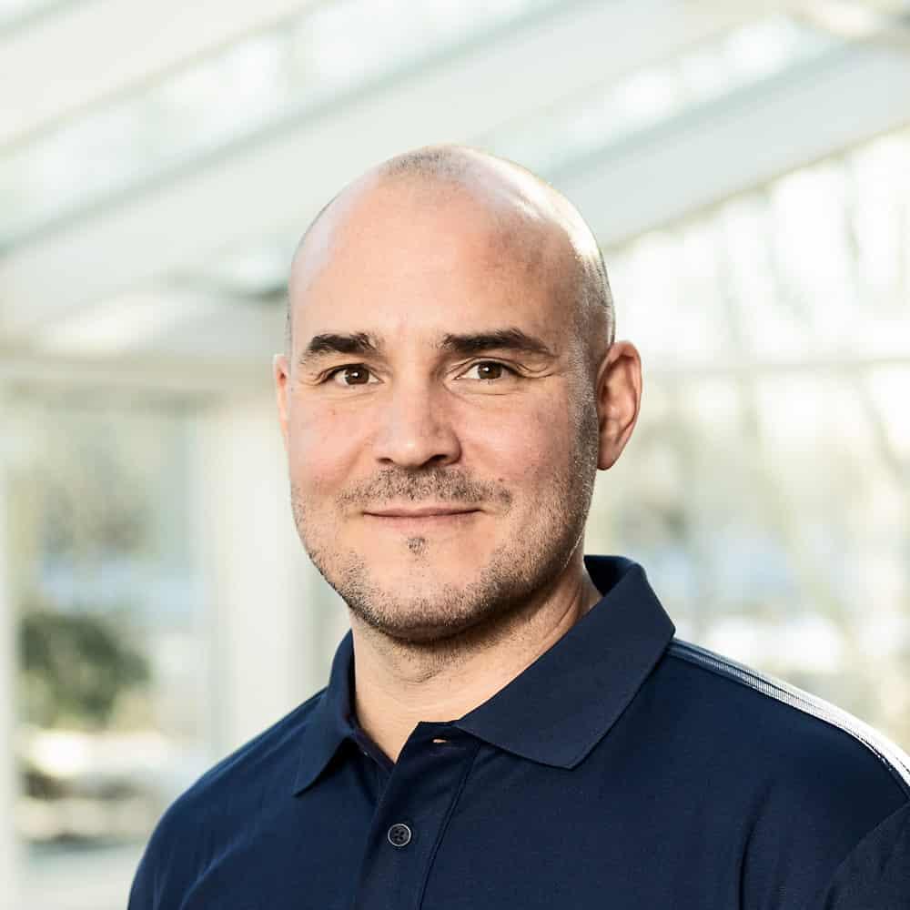 Stefan Holmstrand, VD, PMC