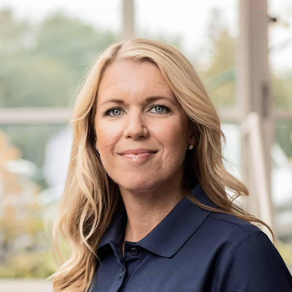 Anna-Karin Axelsson, HR-chef PMC